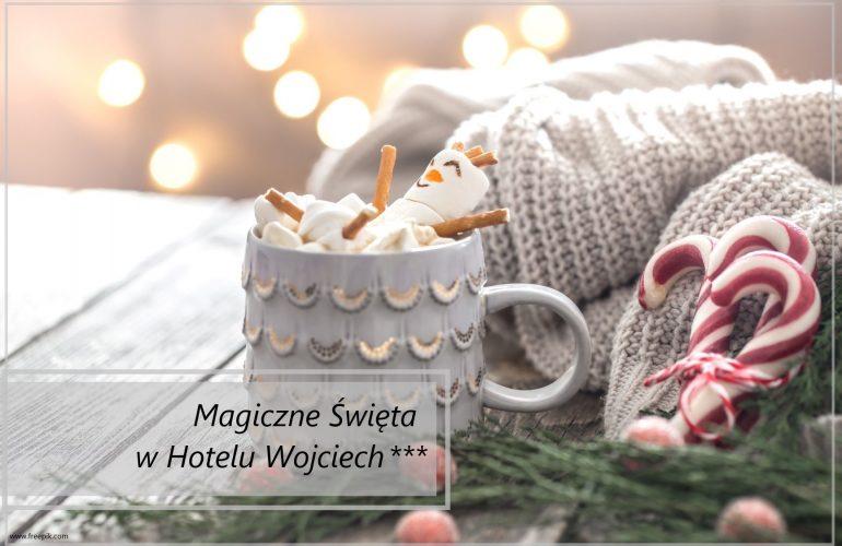 Magiczne Święta w Hotelu Wojciech ***